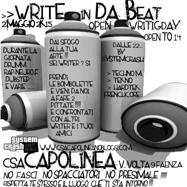 Write-in-da-Beat