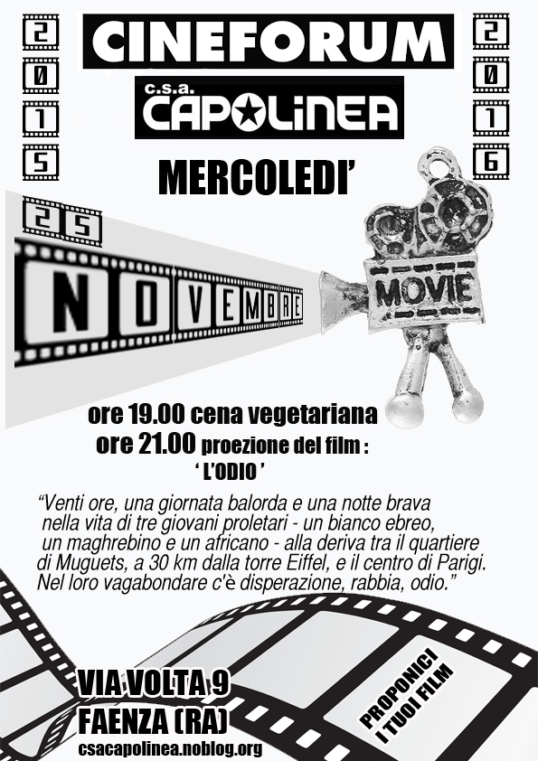 volantino cineforum25nov